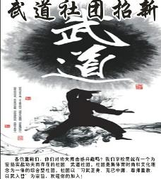 武道社团招新