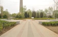 公园广场图片