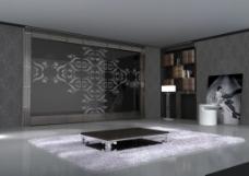 家具背景墙