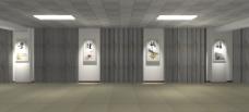会议室3D方案