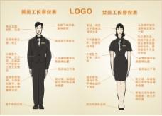 公司仪容仪表制度规范
