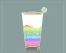 酒杯创意设计图片