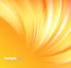 阳光抽象背景矢量插图图片