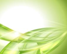 自然绿色春天背景图片