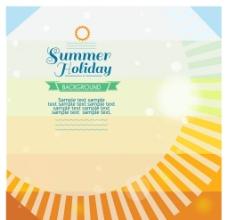 夏日变化背景图片