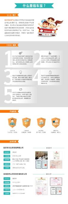钱盒子关于钱车宝理财产品的介绍