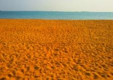 海岸沙滩图片