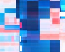 格子光效视频素材
