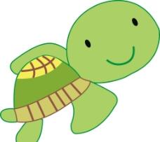 乌龟卡通图片