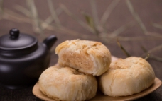 月饼 软香酥 香酥王 陕西特产图片