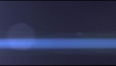 蓝光效果视频素材
