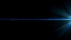 蓝光效果展示