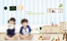 韩国儿童素材图片