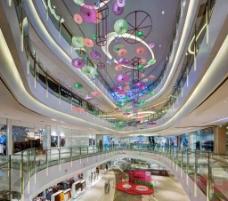 购物中心动线设计