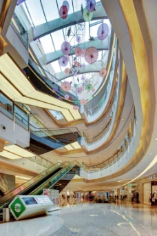 购物中心设计公司