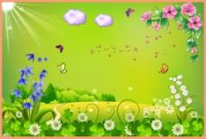 自然美景之蝴蝶