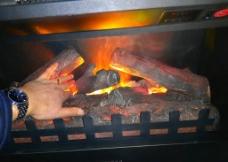 壁炉效果图图片
