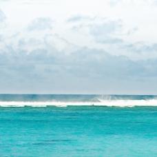 蓝天和大海