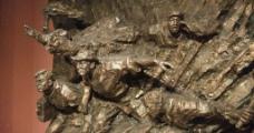 烈士雕塑图片