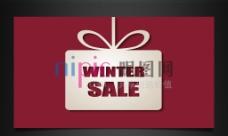 冬季促销封面图片