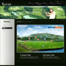 高尔夫网站图片