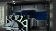 机械动态零件视频素材