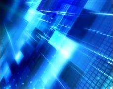 蓝光展示视频素材