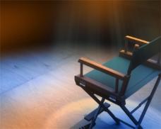 动态椅子视频素材