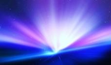 放射高光光束图片
