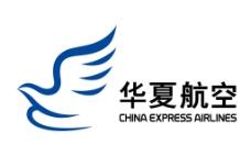 华夏航空logo标志图片