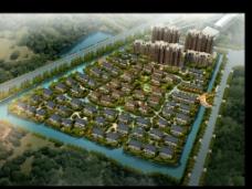 城市小区规划图