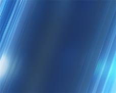 蓝光光晕视频素材