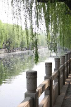 泉城河道图片