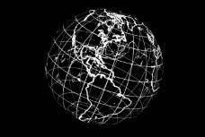 地球特效视频素材