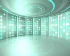 粒子光效视频素材