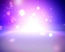 彩色光效背景视频素材