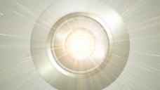 闪烁的光效视频素材