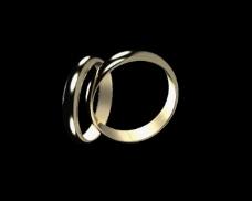婚礼素材戒指
