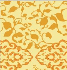 古典花纹 矢量叶子图片