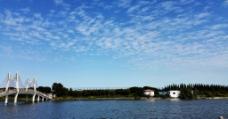 横沙岛风光图片