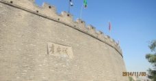 古城墙图片