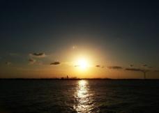 横沙岛图片