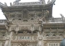 五台山龙泉寺图片