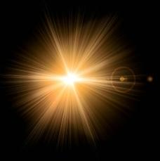 光线四射视频素材
