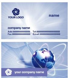 商业名片图片