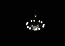 欧式灯具模型图片