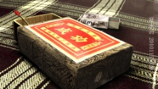 火柴盒模型