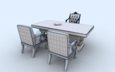 商务办公桌椅