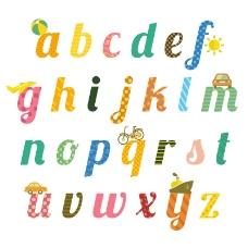 童趣英文字母