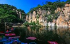渔湾自然风景区图片